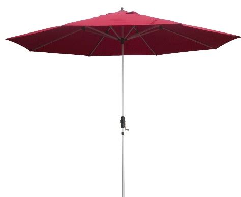 9 commercial patio umbrellas