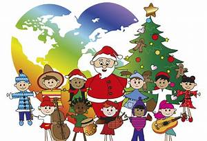 Christmas Around The World : christmas around the world geography and english lesson plan australian curriculum lessons ~ Buech-reservation.com Haus und Dekorationen