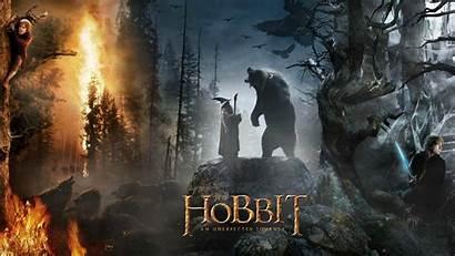 Hobbit Shire Wallpapers
