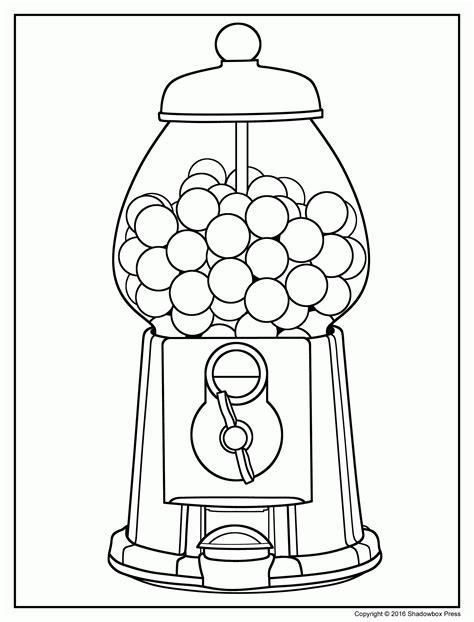 lollipop coloring pages coloring home