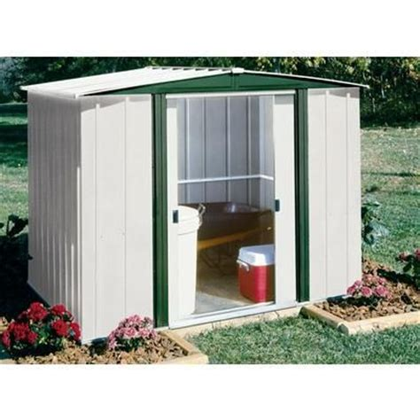 Storage Sheds Sears Canada by Hamlet Steel Storage Building 8 X 6 Hm86