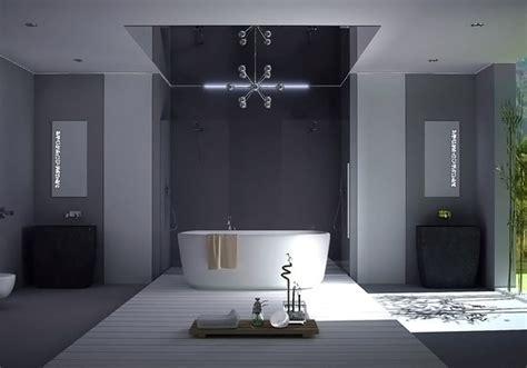 sophisticated gray bathroom designs home