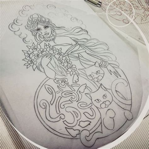 freya norse goddess tattoos google search