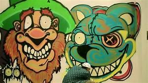 Chris Brown x Michael Farhat - Art Mobb Graffiti ...