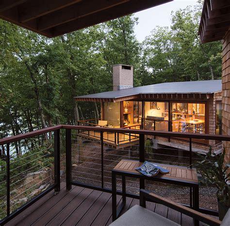 living modern  house  stilts  harvard boston magazine