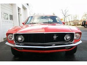 1969 Mustang Coupe For Sale