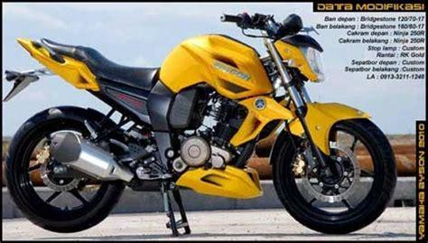 Modifikasi Byson Klasik by Modif Motor Yamaha Byson Soft Modification