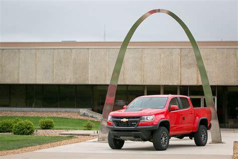 The Colorado Zr2 Is Going Desert Racing