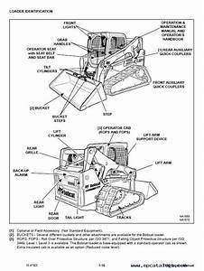 Bobcat T650 Compact Track Loader Service Manual Pdf