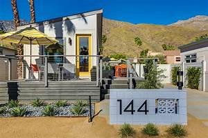 """A """"Not Too"""" Tiny Home Community Coming to Palm Springs, CA"""