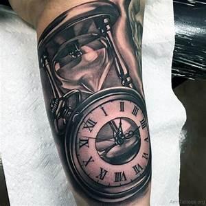 75 Classy Clock Tattoos On Arm