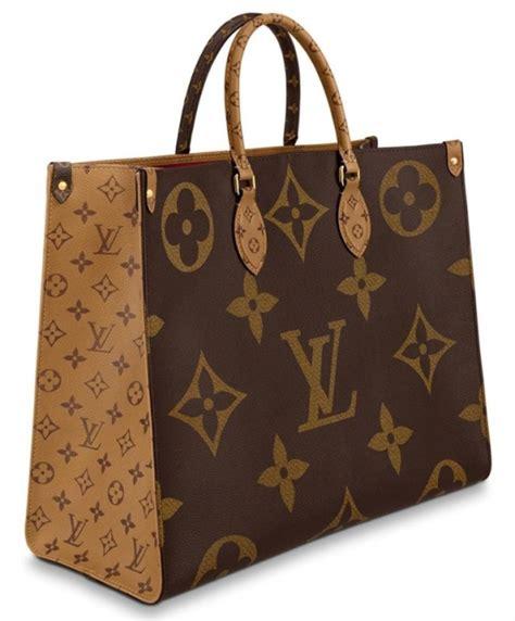 louis vuitton giant monogram onthego tote bag    ioffer designer