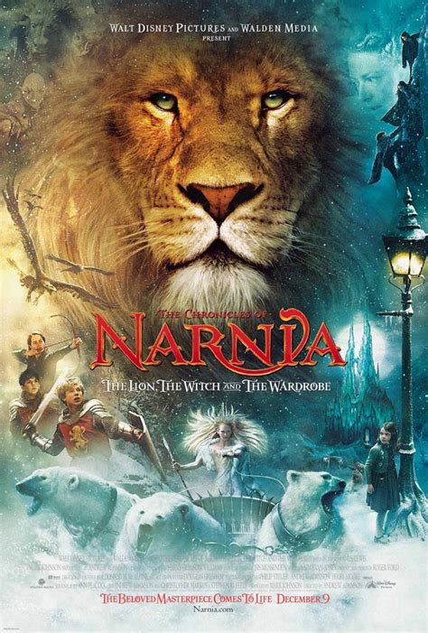The Chronicles Of Narnia (film Series)  Wikinarnia The