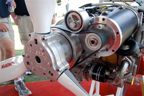 Electric Motor Power by Hybrid Power Comes To Aviation Wired