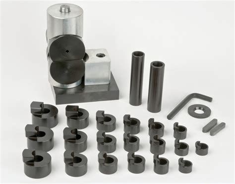 goodson tools  supplies tapered wrist pin bushing press kit  engine service  repair tools
