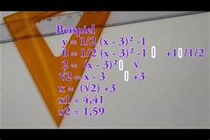 Nullstellen Berechnen Ausklammern : video scheitelpunktform in faktorisierte form umformen so klappt 39 s bei einer parabel ~ Themetempest.com Abrechnung