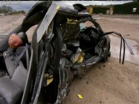 siege auto crash test fifth gear car crash test