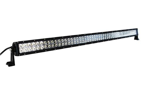 cree 50 quot inch 4d led 288w light bar row offroad