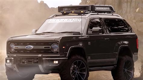 Wow Amazing !! 2020 Ford Bronco Price