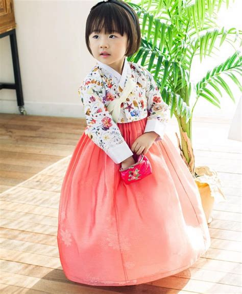 hanbok korean traditional clothesdress