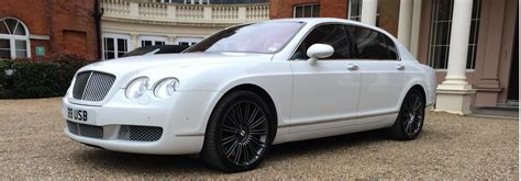 white bentley flying spur bentley flying spur white herts rollers