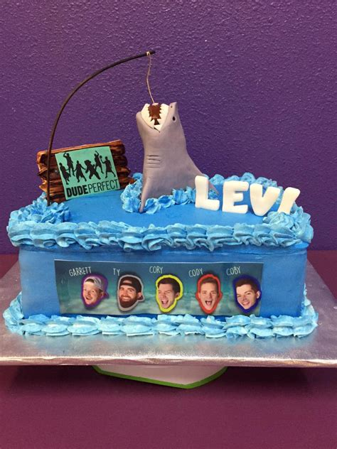 dude perfect  twitter happy  day  levi