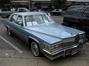 1979 Cadillac Deville - Information And Photos