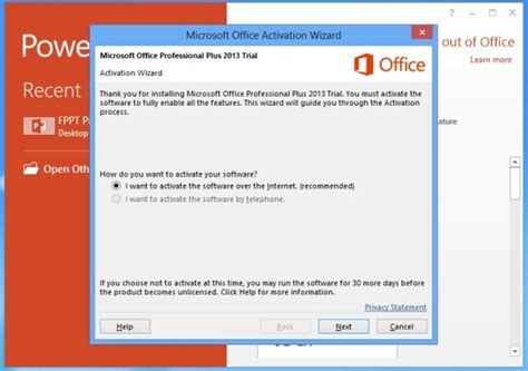 how to resolve temporary server issue error to activate office 2013