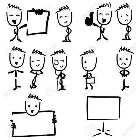 Best 25+ Stick Figure Drawing Ideas On Pinterest Stick