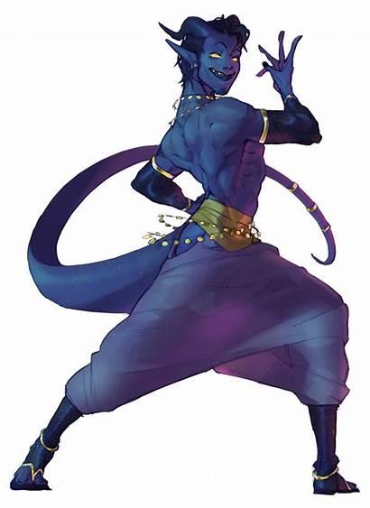 Remarin Deviantart Humanoid Character Dnd Demon Male