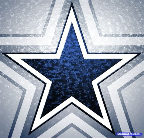 Dallas Cowboys Drawings