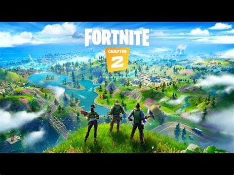 fortnite chapter    officially launched