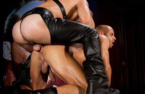 Gay Fetish Xxx Leather Muscle Big Cock