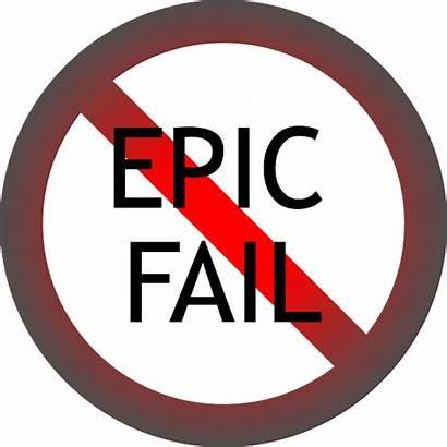 Epic Fail Social Sign Turn Everywhere Score