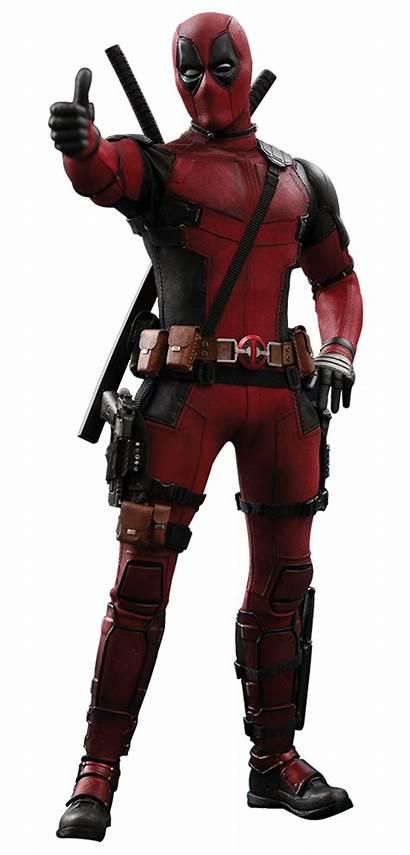 Deadpool Marvel Figure Toys Transparent Issue Dead