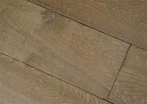 lot 80 parquet massif chene vieilli tons bruns clairs With épaisseur parquet massif