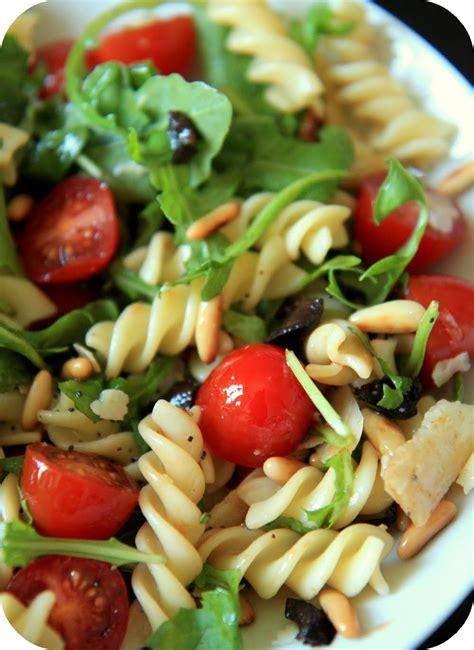 recette salade de pates froides italienne salade 224 l italienne une recette de mon quatre heures bricoleur food buffet