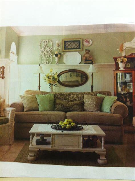 cottage living country cottage living room livingrooms