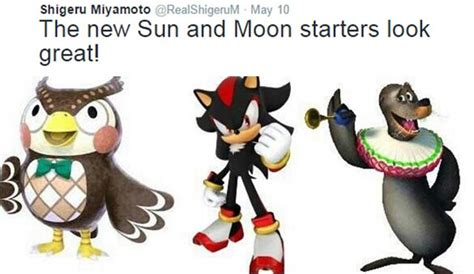 Pokemon Sun And Moon Memes - the internet s best reactions to pok 233 mon sun and moon s starters smosh