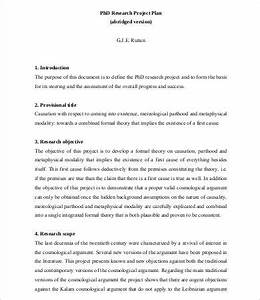 research project proposal template 15 printable research proposal samples word pdf free
