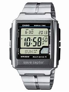 Radio Controlled Uhr Bedienungsanleitung : casio wv 59de 1avef herren funkuhr mit edelstahlband ~ Watch28wear.com Haus und Dekorationen