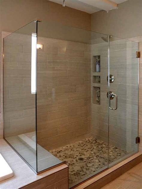 Glass Shower Enclosure by Glass Shower Gallery Precision Glass Shower
