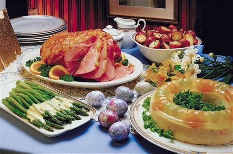 easter food traditions traditional easter foods
