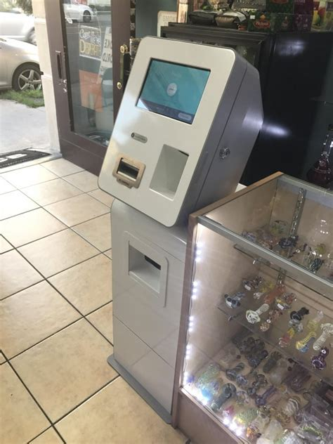 bitcoin atm  los angeles smoke world tobacco