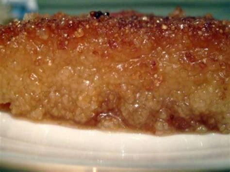 recette de cuisine pour le ramadan les meilleures recettes de gâteau de semoule