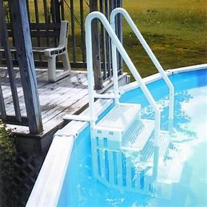 Escalier Pour Piscine Hors Sol : catgorie echelle de piscine du guide et comparateur d 39 achat ~ Dailycaller-alerts.com Idées de Décoration