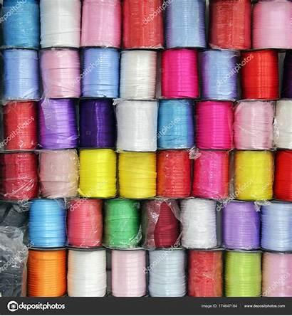 Fabric Rolls Colorful Textile Material Jooinn Sample