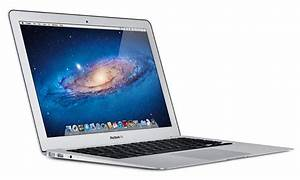 Apple MacBook Air A1466.3 Laptop - MD231LL/A (June, 2012