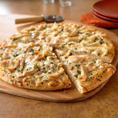 Gourmet Kitchen Ideas - white chicken pizza recipe land o lakes