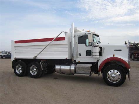 w900 kenworth truck 2005 kenworth w900 heavy duty dump truck for sale 569 000